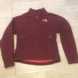 Northface maroon jacket
